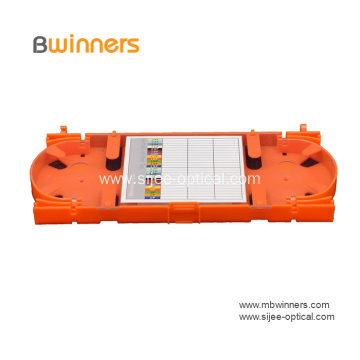 24/48 Cores Fiber Optic Abs Splice Tray